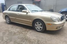 Hyundai Sonata 2004 Gold for sale