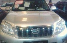 Toyota Prado 2010 Silver for sale