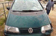 Clean Volkswagen Sharan V6 2002 Green