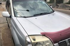 Cheap Nissan X-Trail 2006 Silver for sale