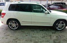 Mercedes Benz Glk 350 2012 White for sale