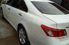 Registered Lexus ES 350 2007 White for sale