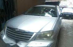 Neatly Used Chrysler Pacifica 2004 Silver For Sale