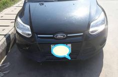 Ford Focus 2013 Petrol Automatic Black for sale