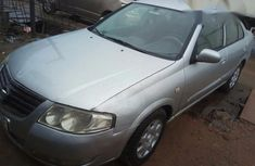 Super Clean Nigeria Used Nissan Sunny 2010 Silver