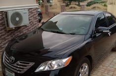 Toyota Camry 2008 Black For Sell