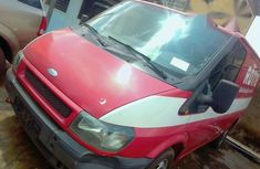 Tokunbo Ford Transit 2003 Red for sale