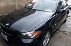 Clean BMW 325i 2006 Black for sale