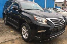 Lexus GX 2015 Petrol Automatic Black for sale