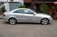 2005 Mercedes-Benz CLK Automatic Petrol well maintained
