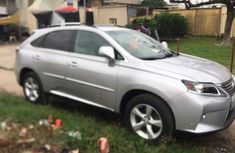 Very Clean Lexus Rx350 2012 Silver for sale