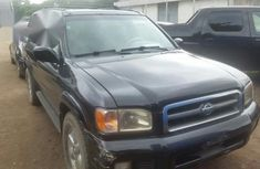 Nissan Pathfinder 2001 Black For Sale