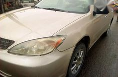 For Sale Fairly Used Toyota Camry 2003 Gold