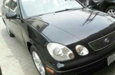 Clean Lexus GS 430 2000 Black For Sale