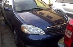 2004 Toyota Corolla for sale