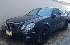 Mercedes-Benz E550 2007 ₦1,700,000 for sale