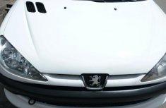 Peugeot 206 2006 White for sale