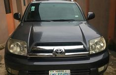 Nigerian Used Toyota 4runner 2005 Gray for sale