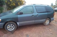 Clean And Neat Toyota Sienna 1998 Green For Sale