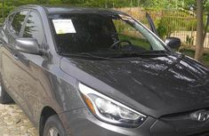 Hyundai Tucson 2014 Gray for sale