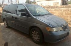 Honda Odyssey 1999 Gray for sale