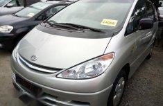 Toyota Previa 2004 Silver for sale