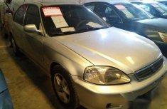 Honda Civic 2000 Silver for sale