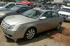 Clean Tokunbo Toyota Avalon 2007 Gold for sale