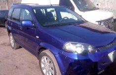 Honda HR-V 2003 Blue for sale