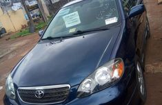 Toyota Corolla Sport 2007 Blue for sale