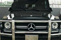 Clean Mercedes Benz G-wagon 2014 Black