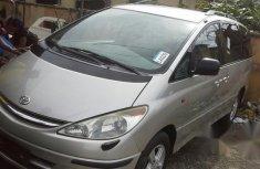 Toyota Previa 2005 Silver for sale