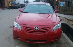 Tokunbo Toyota Camry 2007 Red for sale