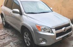 Toyota RAV4 Limited 2010 Silver for sale