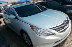 Hyundai Sonata 2013 White for sale