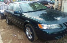 Clean Toyota Camry 1998 Green for sale