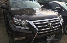 Tokunbo Lexus GX460 2013 Black for sale