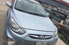 Hyundai Accent 2011 Blue for sale