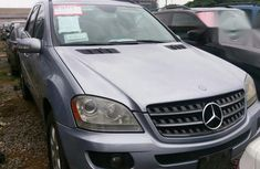 Mercedes Benz ML 2008 Blue for sale