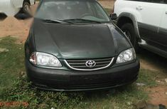 Clean Used Toyota Avensis 2002 Green for sale