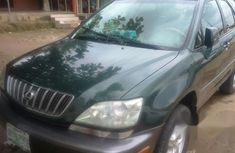Lexus RX 300 2003 Green for sale