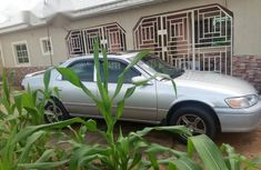 Neat Toyota Camry 2001 Silver for sale
