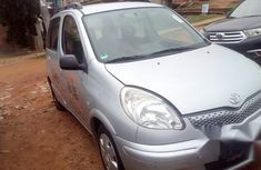 Tokunbo Toyota Yaris Verso 2004 Silver for sale