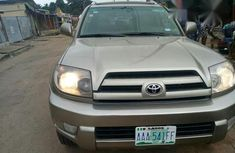 Clean Used Toyota 4runner 2003 Gold