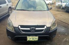 Used Honda CRV 2003 Gold for sale