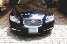Jaguar XF 2010 Black for sale