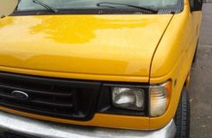 Ford E250 2003 Yellow for sale