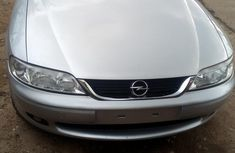 Opel Vectra 2004 Silver for sale