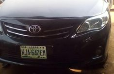 Toyota Corolla 2004 Black for sale