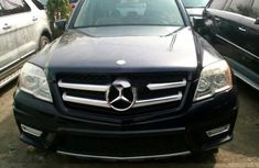 Almost brand new Mercedes-Benz GLK Petrol 2011